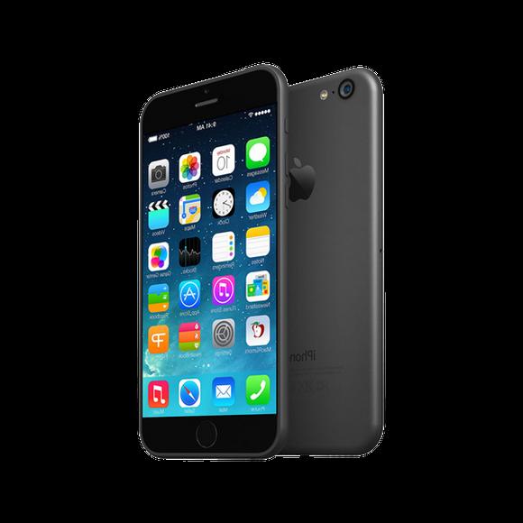 Taille de l'Iphone 5 et 6