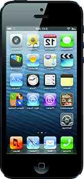 Taille de la prise de l'Iphone 5