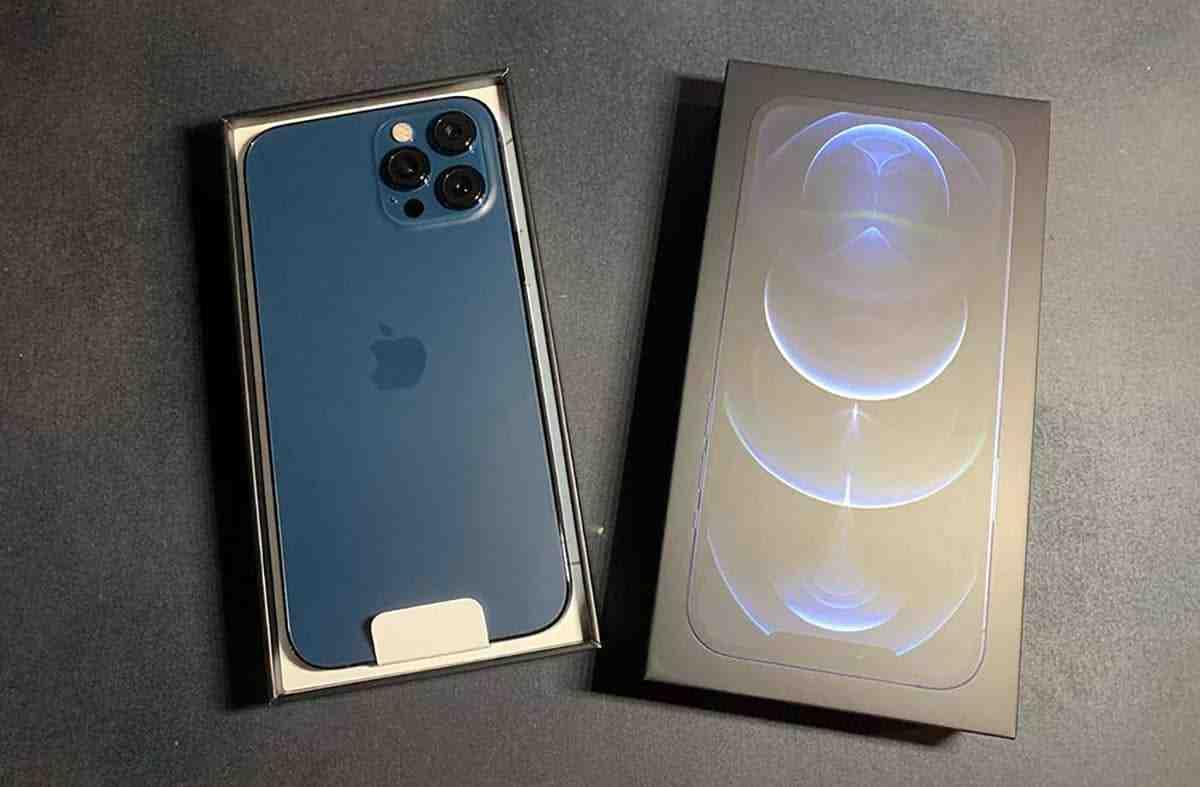 Taille de l'iphone 11 pro max par rapport à l'iphone 12 pro max