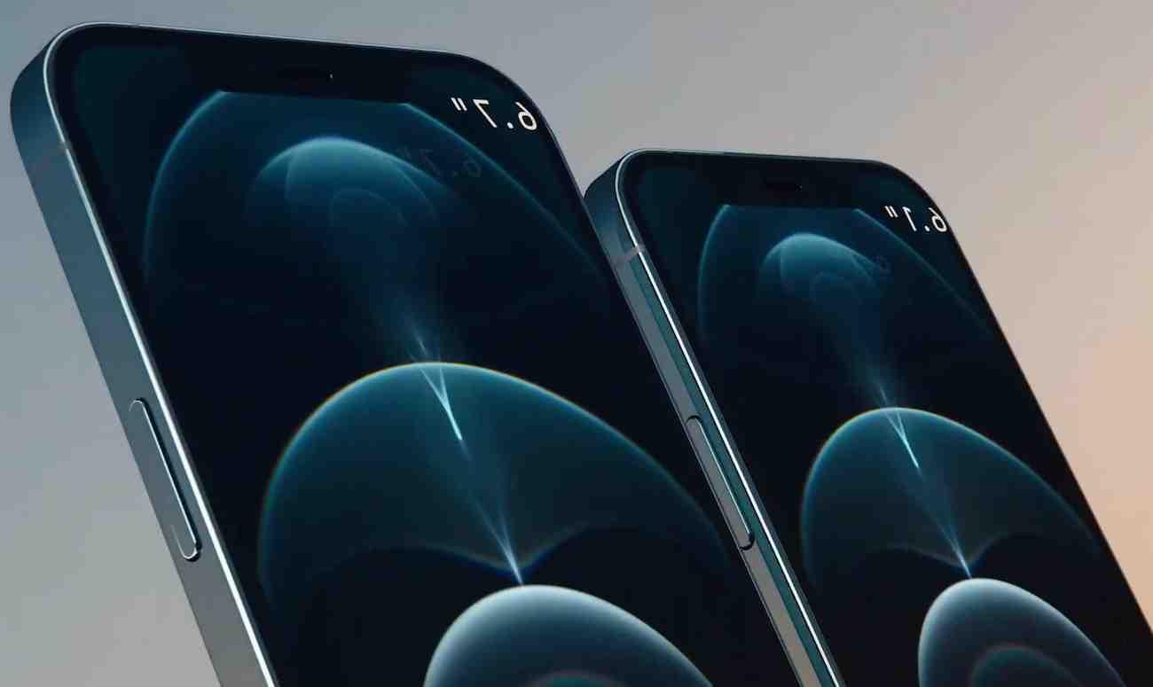 Taille de l'iphone 11 pro max vs iphone 12 pro max