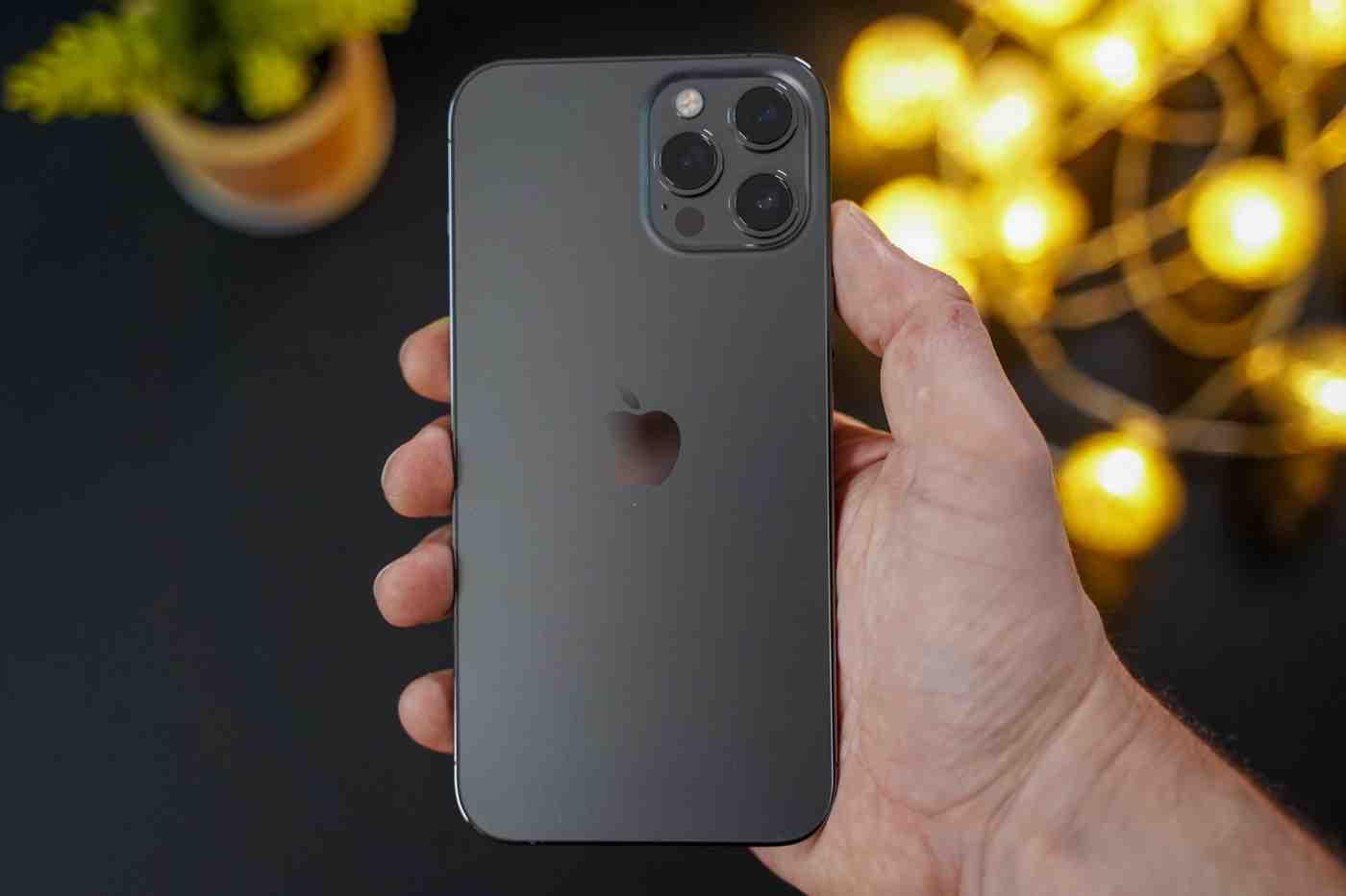Taille maximale de l'Iphone 12 pro