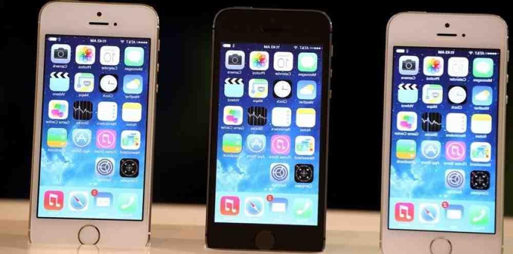Valeur de reprise de l'Iphone 5